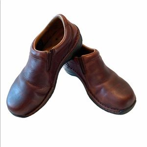 Red Wing Shoes Stichmax Clogs Loafers Brown 7.5